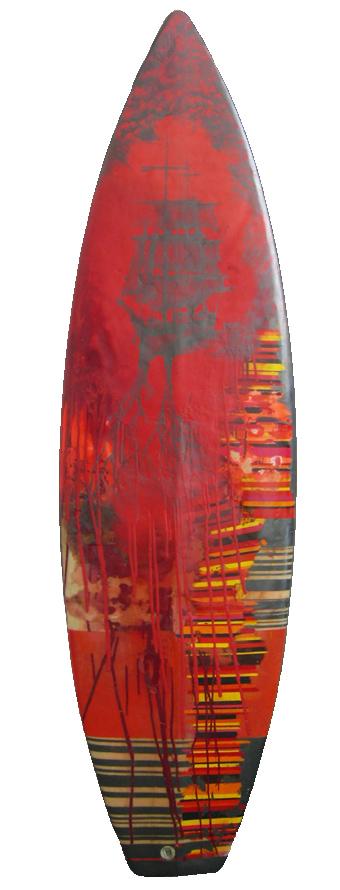 spectre ship surfboard by khanage