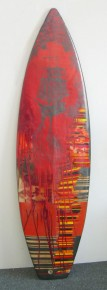 Surfboard after no2