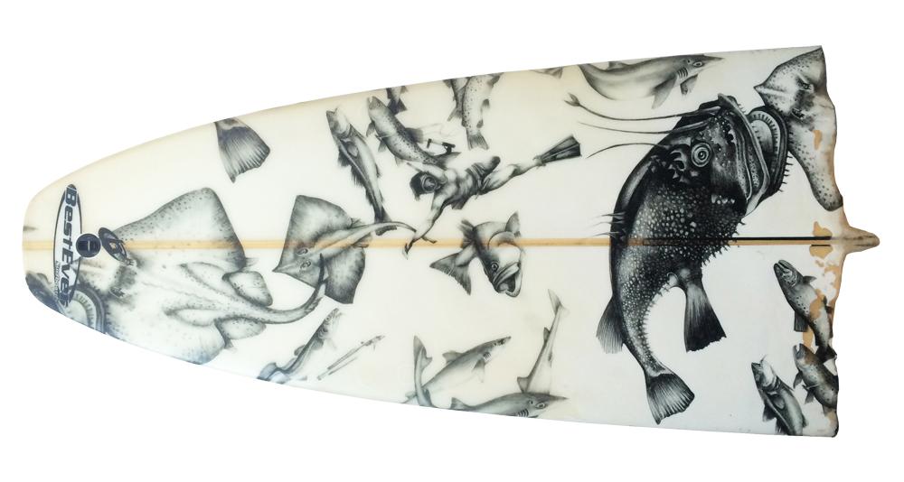 Endangered UK Fish